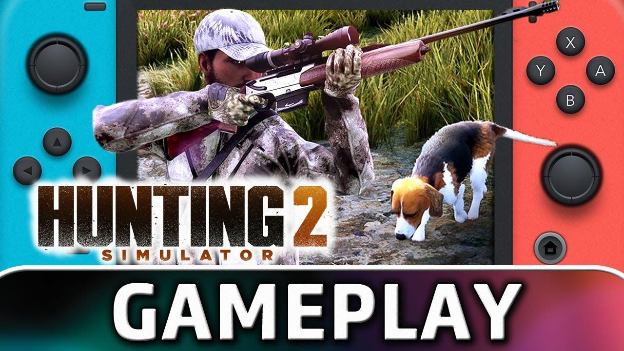 Hunting Simulator 2   Nintendo Switch Gameplay