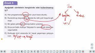 Eğitim Vadisi TYT Türkçe 18.Föy Edatlar Konu Anlatım Videoları