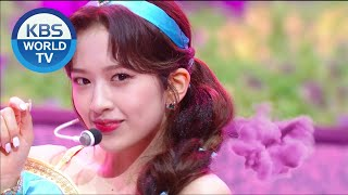 IZ*ONE(아이즈원) - Secret Story of the Swan (환상동화) [Music Bank / 2020.06.26]