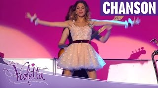 Факундо Гамбанде, Violetta Live - Chanson : Alcancemos Las Estrellas