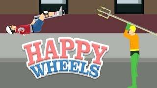Happy Wheels: DC Comics - Part 538