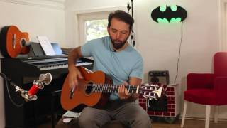 Gitar Dersleri FLAMENKO Ritim - RUMBA Ritmi Nasıl Çalınır?