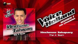 Vinchenzo Tahapary – The A Team The Voice Of Holland 2016/2017 Liveshow 5 Audio