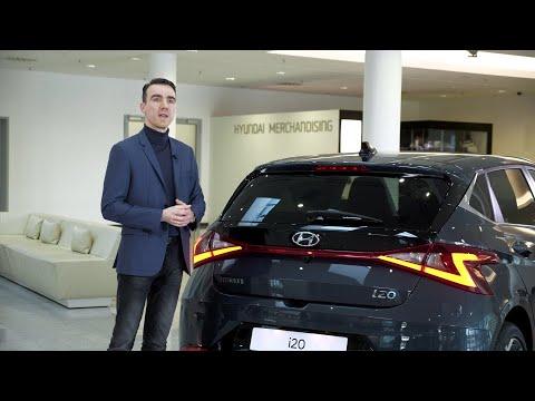 External Review Video EU9iIbpvy7U for Hyundai i20 Hatchback (3rd-gen, 2020)