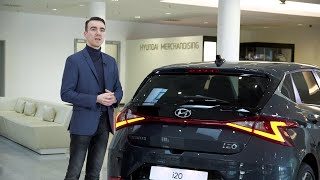 The all-new Hyundai i20 | Product Walkaround