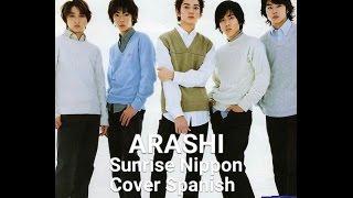Arashi Sunrise Nippon Cover Spanish