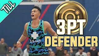 Nba Live 18 My Career - Maxed Out 3pt Trait, Sharpshooting Defender
