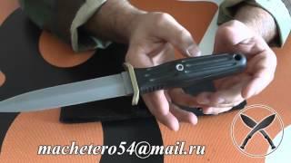 Boker Applegate-Fairbairn Combat II (120543AF) - відео 2