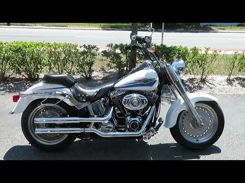 2007 Harley-Davidson Softail® Fat Boy® in Sanford, Florida - Video 1