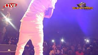 Kinnah Mbare  Performance Fans Sing Along