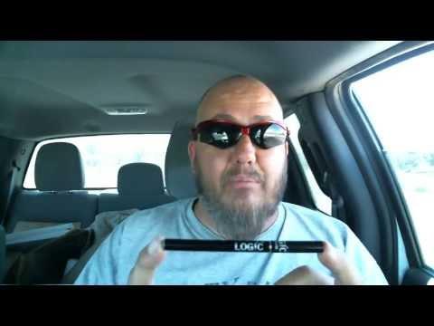 Logic Platinum Disposable Electronic Cigarette Review