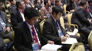 Саясат Нурбек выступил с докладом