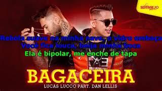 Bagaceira   Dan Lellis Ft. Lucas Lucco (KaraokêInstrumentalPlayback)