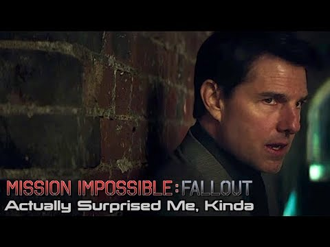 Mission Impossible: Fallout Cared About Its Characters