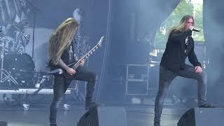 """GEFLE METAL FESTIVAL - EQUILIBRIUM """"Renegade"""" live @ Sweden - 19/07/2019"""