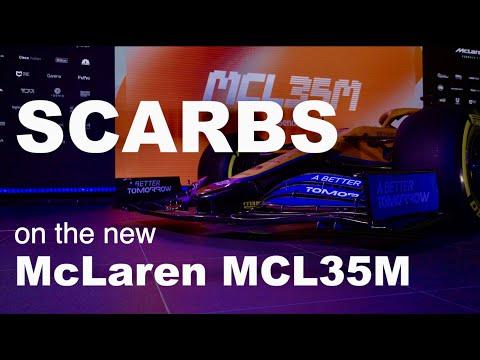 Image: Extensive analysis of the new MCL35M: 'We'll see about Mercedes too'