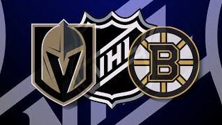 Лас-Вегас – Бостон (16.10.17) Обзор матча...