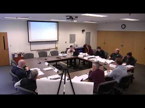 Technical Advisory Committee 4.9.19