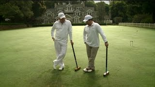 Lessons On The Lawn: Playing Proper Croquet In Napa