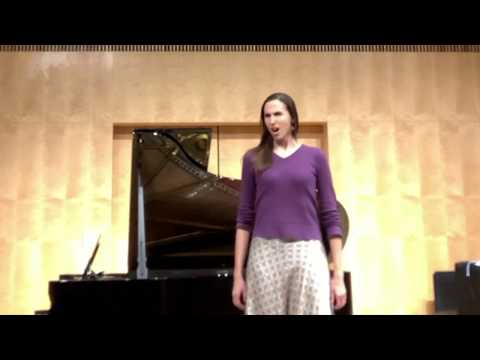Here is Smanie Implacabili from Cosi Fan Tutti by Mozart