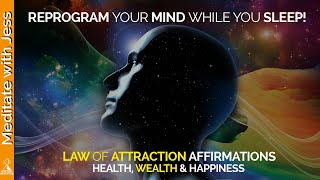 432Hz Program Your Mind for WEALTH, HEALTH & HAPPINESS.  Change Your Conditioning While You Sleep!.