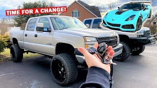 Why I Gave up BOTH of My Duramax Builds... FT. My ZR1 WON THE PA AUTO SHOW!!!