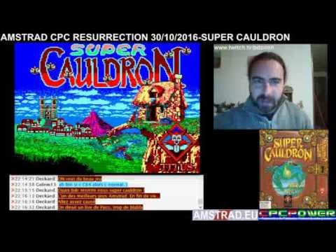 Super Cauldron / Rick Dangerous 2