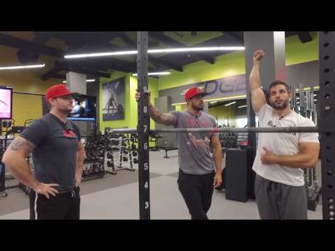 How to Safely Behind the Neck Press to Build Your Shoulders & Increase Mobility