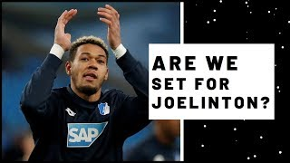 Steve takes training for the first time   Joelinton inbound?
