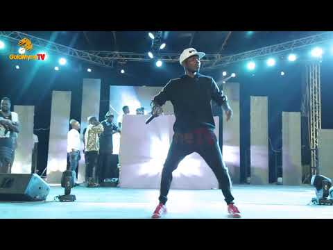 KENNY BLAQ AND IJEBU'S PERFORMANCE AT SMALL DOCTOR'S OMO BETTER CONCERT 2018