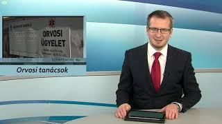 Szentendre Ma / TV Szentendre / 2021.02.19.