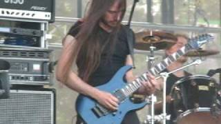 DISILLUSION Live in Wacken 2007 (part 2)
