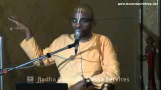 Seminar on 'Oh My God' by Chaitanya Charan Prabhu - Part 02