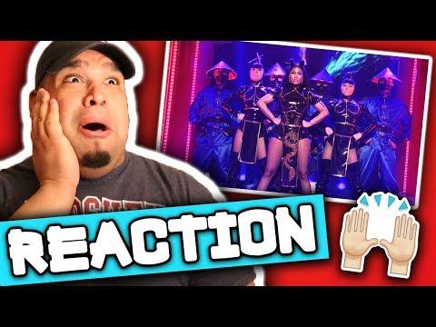 Nicki Minaj - Chun-Li (Live on SNL / 2018) REACTION mp3