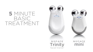 How to Use NuFACE Trinity & NuFACE Mini