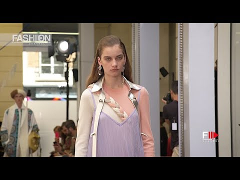 JW ANDERSON Spring Summer 2020 Menswear Paris - Fashion Channel