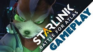 Starlink: Battle For Atlas Gets In The Barrel Roll Business! Hands-On with Star Fox
