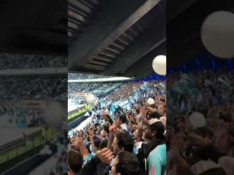 """""""Y La Acade - Hinchada de Racing"""" Barra: La Guardia Imperial • Club: Racing Club • País: Argentina"""