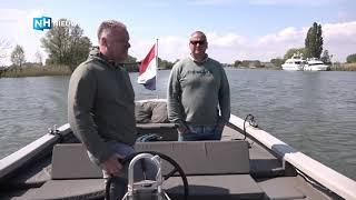 "Hop on-hop off-boot in Small Amsterdam: ""Roer letterlijk omgegooid"""