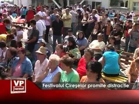 Festivalul Cireşelor promite distracţie