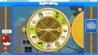 Time Tangled Island Poptropica FULL Walkthrough