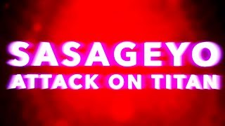 ATTACK ON TITAN OP 3 - Sasageyo (FULL English Opening Cover) Jonathan Young