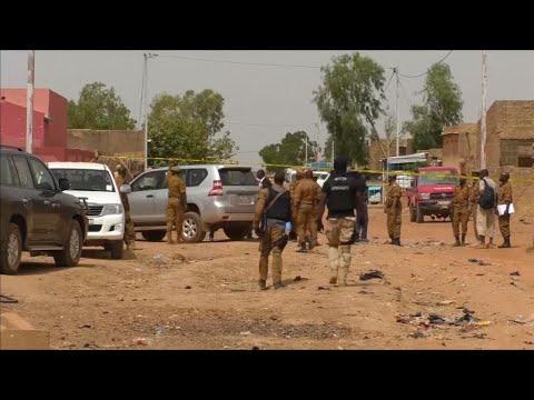 Seven hour Burkina anti-terror raid leaves four dead