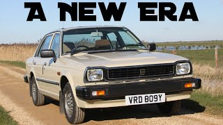 Triumph Acclaim - A New Era (1982 HLS Driven)