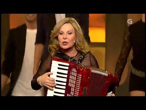 MARIA JESUS Y SU ACORDEON - El baile de los pajaritos (TV)