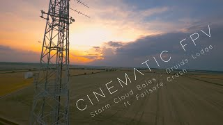 Storm Cloud Bales ft. Failsafe Crash! - Cinematic FPV - (GOPRO HERO 8) 4K. - FLOG 003 ????????