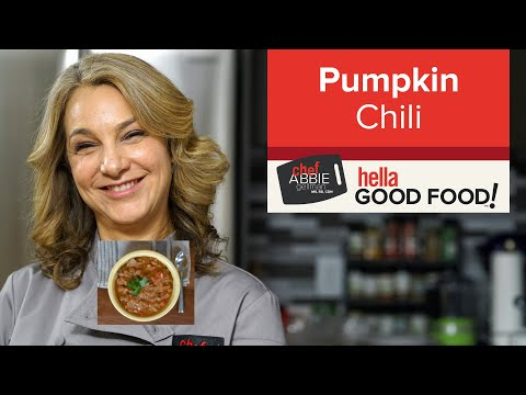 Pumpkin Chili with Turkey
