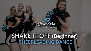 Gambar cover SHAKE IT OFF - Cheerleading Dance (Beginner)