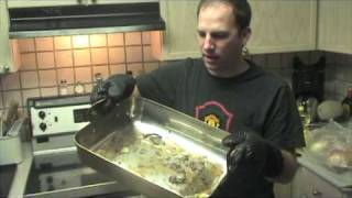 Gambar cover The Drunk Chef - Hardcore Onion Soup - part 1
