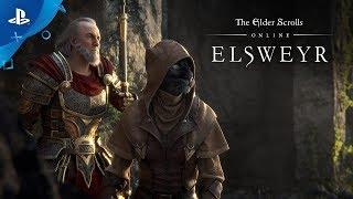 The Elder Scrolls Online: Elsweyr – Cinematic Announce Trailer | PS4